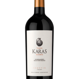 KARAS RESERVE RED DRY WINE